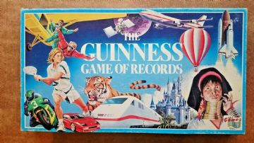 Guinness Game or Records  by the Games Team 1980s
